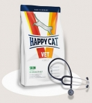 Happy Cat Vet диета при раздражениях на коже и черезмерной линьке, вес 4 кг.