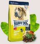 Happy Dog Supreme для юниоров гигантских с ягненком и рисом, вес 15 кг.