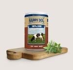 Happy Dog консервы для собак 100% Говядина, 400г.