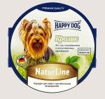Happy Dog консервы для собак Nature Line паштет, кролик, 85г.