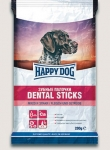 Happy Dog лакомство для собак Зубные палочки с мясом и злаками,180 гр.