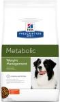 Hill's Diet Dog Metabolic облегченный лечебный корм для собак, вес 4 кг.