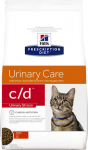Hill's Diet c/d для кошек Уринари Стресс Профилактика МКБ (курица), 1,5 кг.