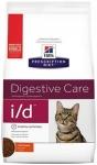 Hill's Diet i/d Диета для кошек Лечение ЖКТ сухой, 400 гр.