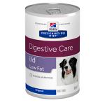 Hill's Diet i/d для собак консервы Лечение ЖКТ Low fat, вес 360 гр.