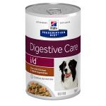 Hill's Diet i/d для собак консервы Лечение ЖКТ, рагу с курицей, вес 354 гр.