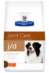 Hill's Diet j/d Диета для собак Лечение суставов, 12 кг