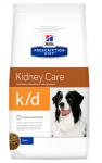 Hill's Diet k/d Диета для собак Лечение почек, вес, 12 кг