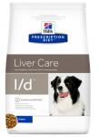 Hill's Diet l/d для собак Лечение печени, 12 кг