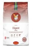 Husse DIGEST GIANT LAMM & RIS корм для собак крупных и гигантских пород с ягненком и рисом, вес 15 кг