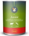 Husse JUNIOR PATE консервы для щенков паштет с курицей и женьшенем, вес 400 гр