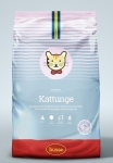 Husse KATTUNGE сухой корм для котят, вес 2 кг.
