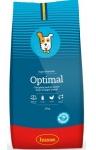 Husse Optimal  для активных собак средних и крупных пород, вес 15 кг.