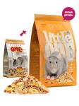 Little One Полнорационный корм для крыс, 400 гр.