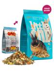 Little One Полнорационый корм для кроликов 900 гр