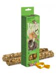 Little One Палочки с луговыми травами для м.свинок, кроликов, шиншил, дегу 110г.