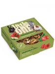 Little One Лакомство-игрушка Пицца с овощами для всех видов грызунов, 55 гр.