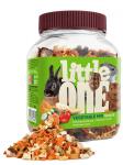 Little One Лакомство Овощная смесь для всех видов грызунов, 150 гр.