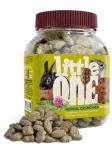Little One Лакомство Травяные подушечки для всех видов грызунов, 100 гр.