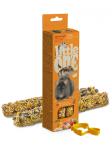 Little One Палочки с фруктами и орехами для хомяков, крыс, мышей и песчанок, 120 гр.