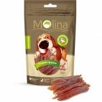 Molina лакомство для собак утиная грудка, 80г.
