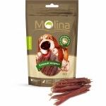 Molina лакомство для собак утиный хворост, 80г.