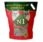 N1 Cristals Compact комкующийся, 10 л.