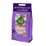 Наполнитель №1 Crystals силикагелевый с ароматом лаванды, 5 л.