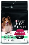 Pro Plan для собак средних пород Medium Sensitive Digestion с ягненком для чувствительного пищеварения, 7 кг.