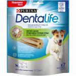 Purina DentaLife лакомства для собак мелких пород, 115 гр.
