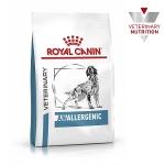 ! Royal Canin Anallergenic AN 18 Canine Корм сухой диетический для взрослых собак при пищевой аллергии, вес 3 кг.