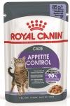 ! Royal Canin Appetite Control Care Корм консервированный для взрослых кошек - для контроля выпрашивания корма, в желе, 85 гр.