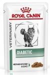 Royal Canin Diabetic Feline Корм диетический для взрослых кошек при сахарном диабете, соус, 85 гр.