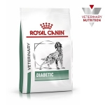 Royal Canin Diabetic DS 37 Canine Корм сухой диетический для взрослых собак при сахарном диабете, вес 12 кг.