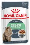 ! Royal Canin Digest Sensitive Корм консервированный для взрослых кошек (мелкие кусочки в соусе), 85 гр.