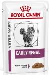 Royal Canin Early Renal Feline Корм консервированный диетический для взрослых кошек при ранней стадии почечной недостаточности, соус, 85 гр