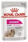 ! Royal Canin Exigent Canin Adult Корм консервированный для взрослых собак, привередливых в питании, 85 гр.