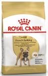 ! Royal Canin French Bulldog Adult Корм сухой для взрослых собак породы Французский Бульдог от 12 месяцев, вес 3 кг.
