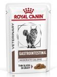 Royal Canin Gastrointestinal Moderate Calorie Корм влажный диетический для кошек с нарушениями пищеварения, 85 гр.