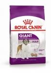 ! Royal Canin Giant Adult Корм сухой для взрослых собак очень крупных размеров от 18 месяцев, вес  4 кг.