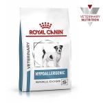 Royal Canin Hypoallergenic Small Dog Canine Корм сухой диетический для взрослых собак при пищевой аллергии, вес 3,5 кг.