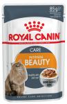 ! Royal Canin Intense Beauty Корм консервированный для взрослых кошек, соус, 85 гр.