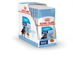 ! Royal Canin Maxi Puppy Корм консервированный для щенков крупных размеров до 15 месяцев, вес 140 гр.