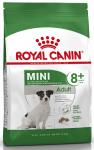 Royal Canin Mini Adult 8+ Корм сухой для взрослых собак мелких размеров старше 8 лет, вес 2 кг.