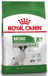 Royal Canin Mini Adult 8+ Корм сухой для взрослых собак мелких размеров старше 8 лет, вес 4 кг.