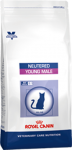 !  Royal Canin Neutered Young Male, вес 400 гр.