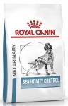 Royal Canin Sensitivity Control SC 21 Canine Корм сухой диетический для взрослых собак при пищевой аллергии, вес 14 кг.