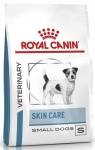Royal Canin Skin Care small dog Корм сухой полнорационный диетический для собак, предназначенный для поддержания защитных функций кожи при дерматозах и чрезмерном выпадении шерсти, вес 4 кг.