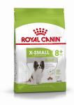 Royal Canin X-Small Adult 8+ Корм сухой для взрослых собак очень мелких размеров старше 8 лет, вес 500 гр.