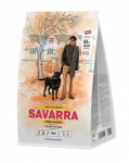 SAVARRA DOG ALL BREEDS TURKEY для собак всех пород, индейка и рис, вес 1 кг.